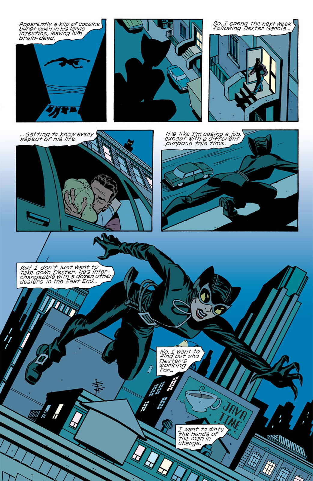Catwoman (2002) Issue #5 #5 - English 9