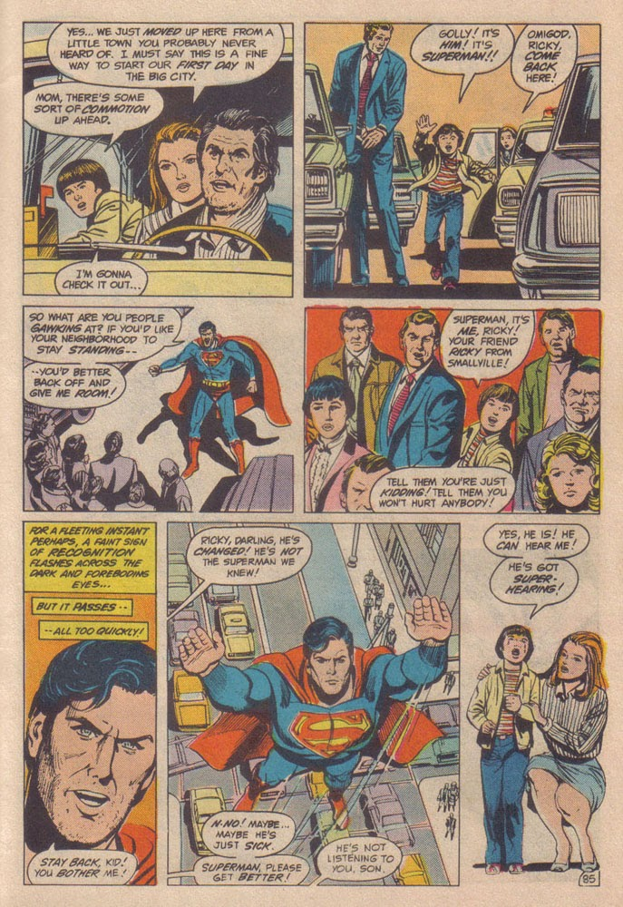 Read online Superman III comic -  Issue # Full - 37