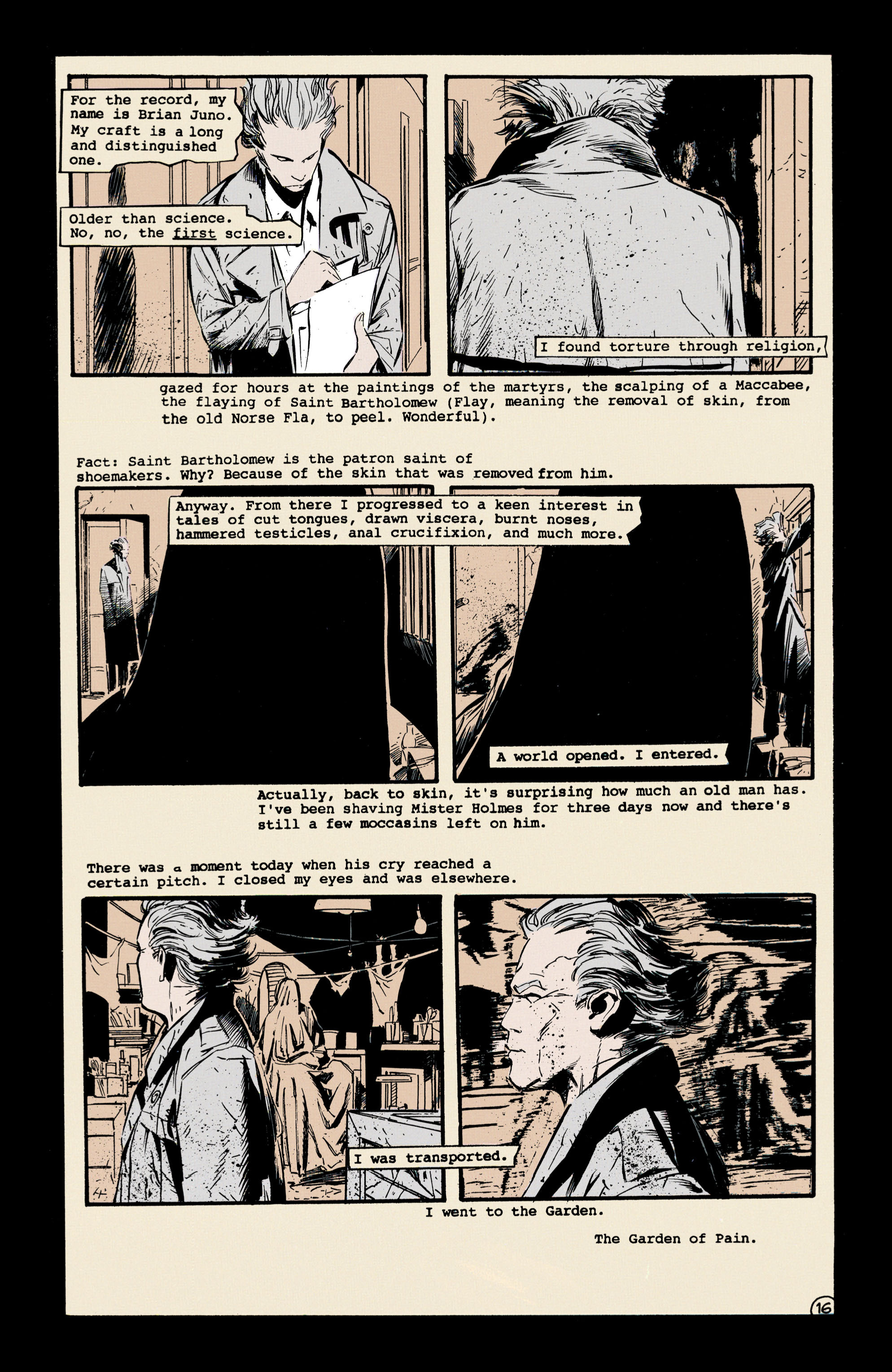 Read online Shade, the Changing Man comic -  Issue #33 - 17