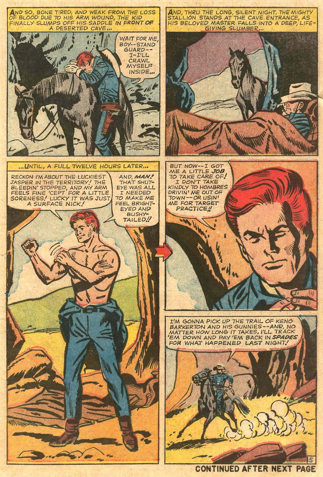 The Rawhide Kid (1955) issue 41 - Page 7