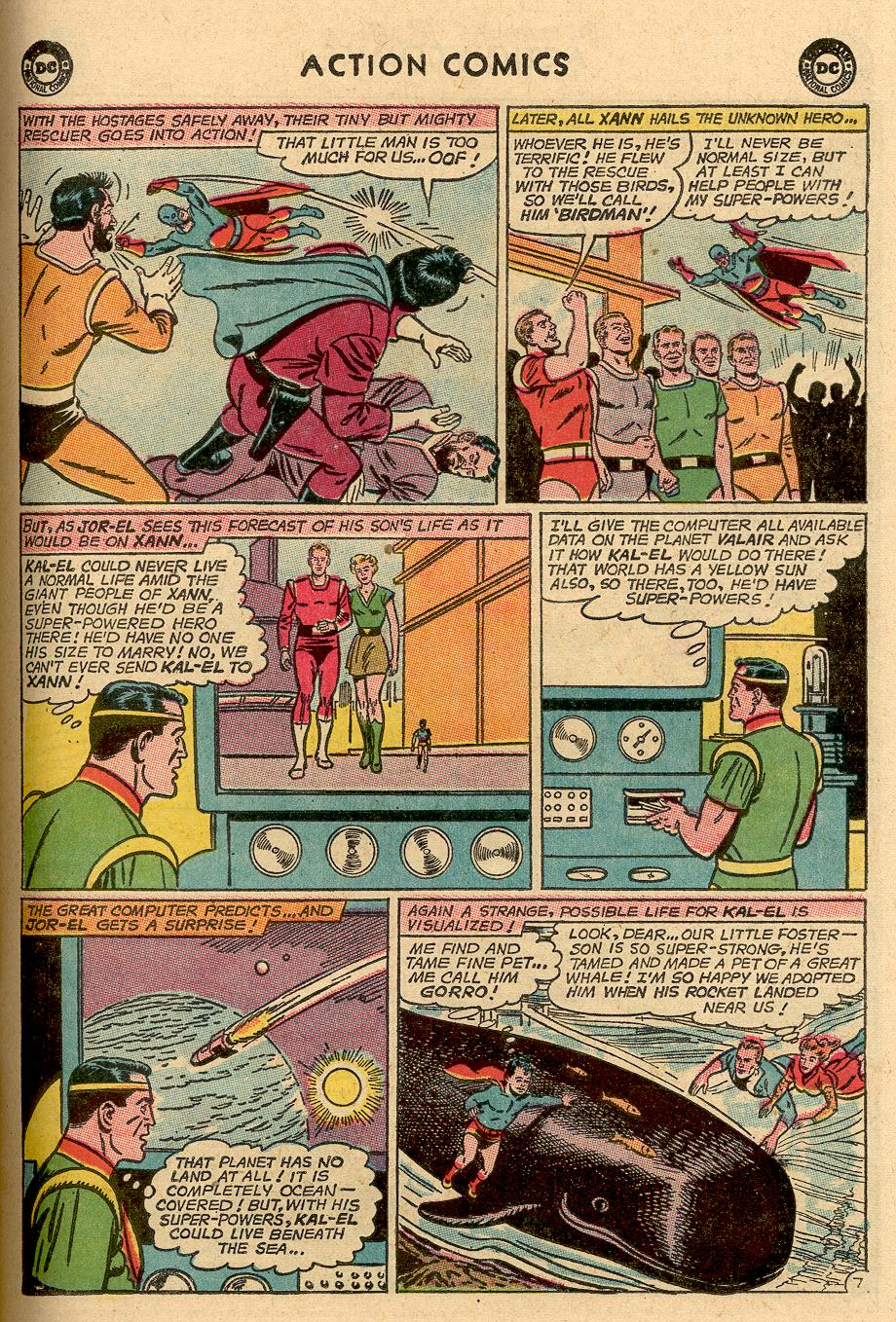 Read online Action Comics (1938) comic -  Issue #314 - 9