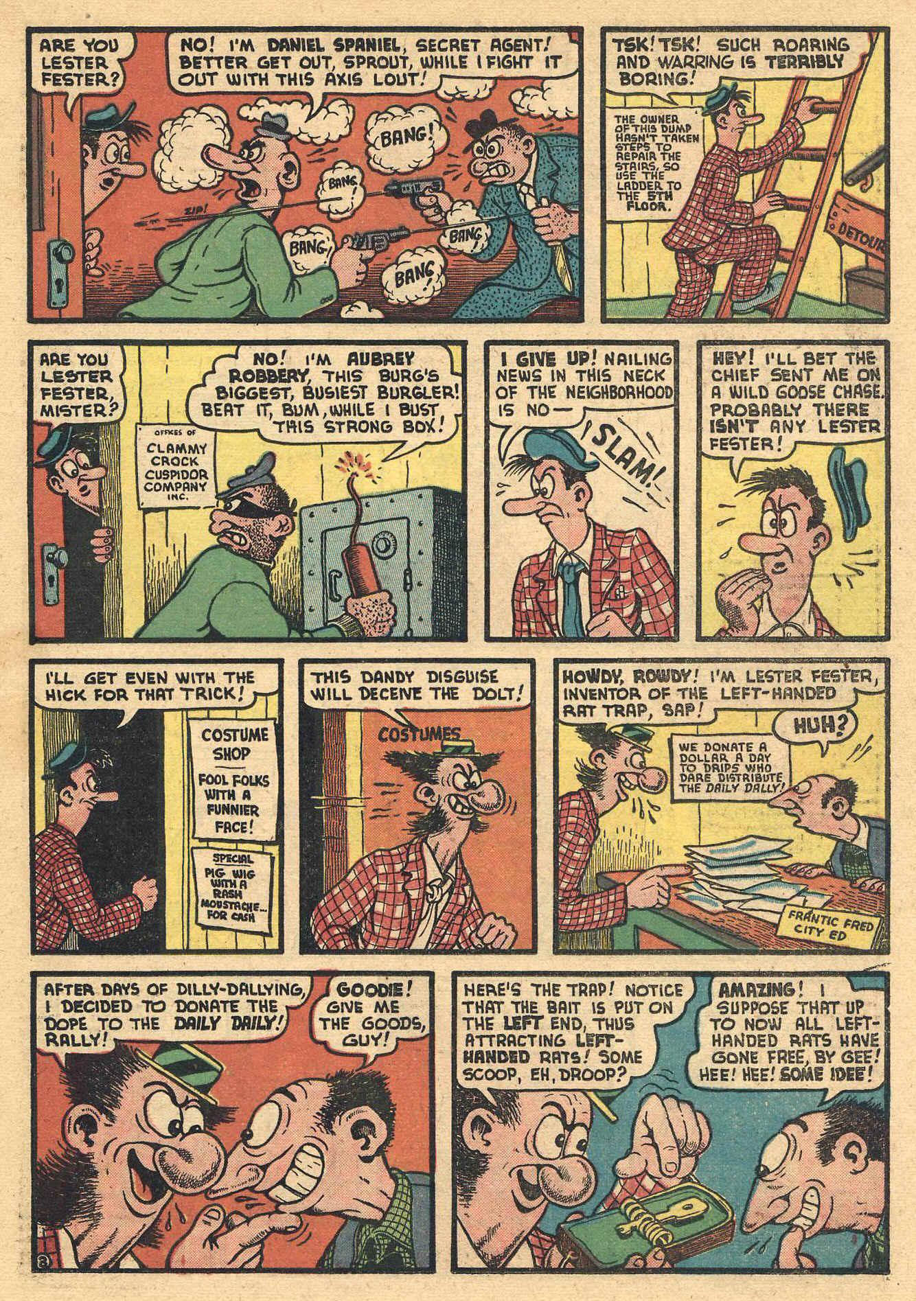 Daredevil (1941) issue 16 - Page 29