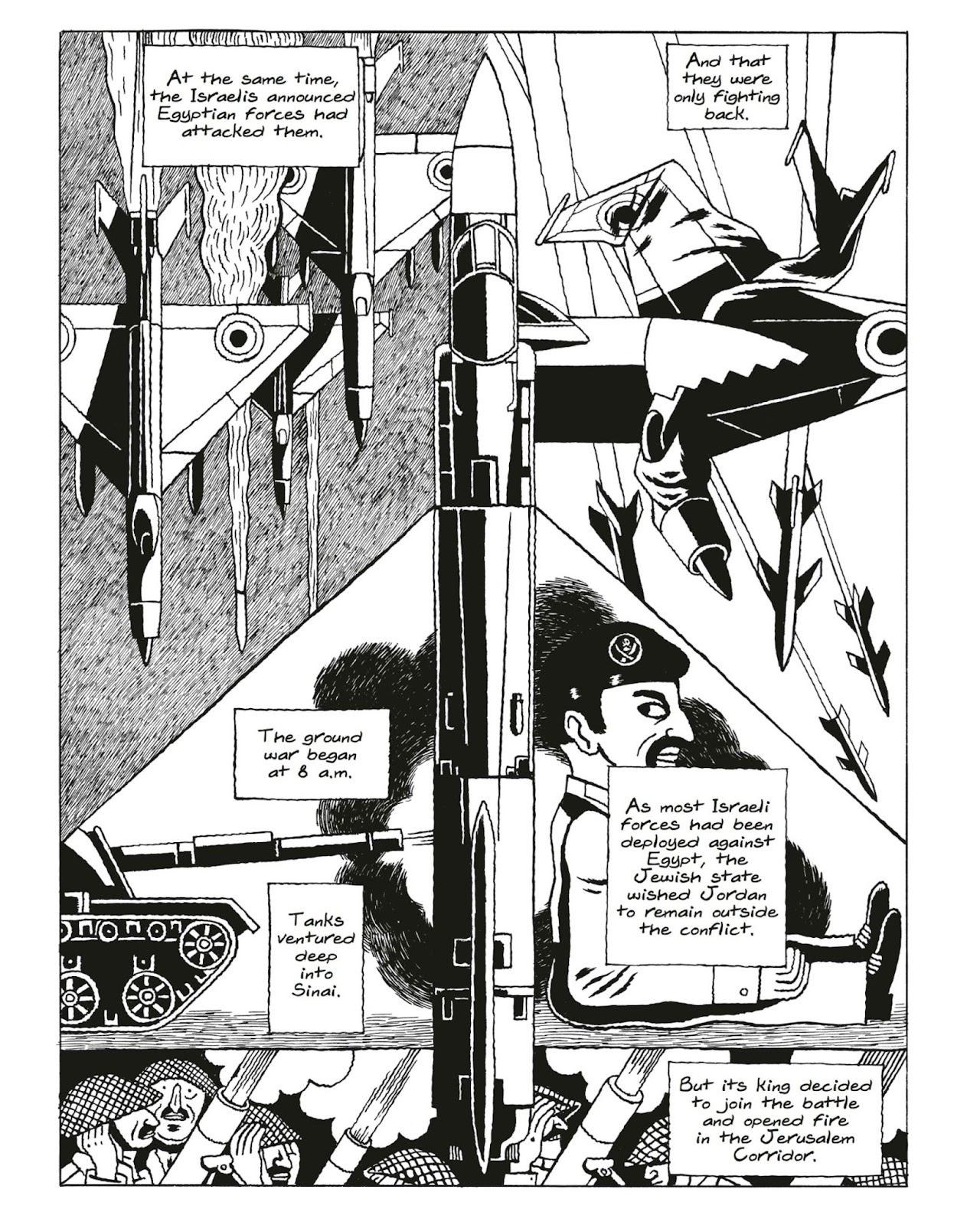 Best of Enemies: A History of US and Middle East Relations issue TPB_2 - Page 24