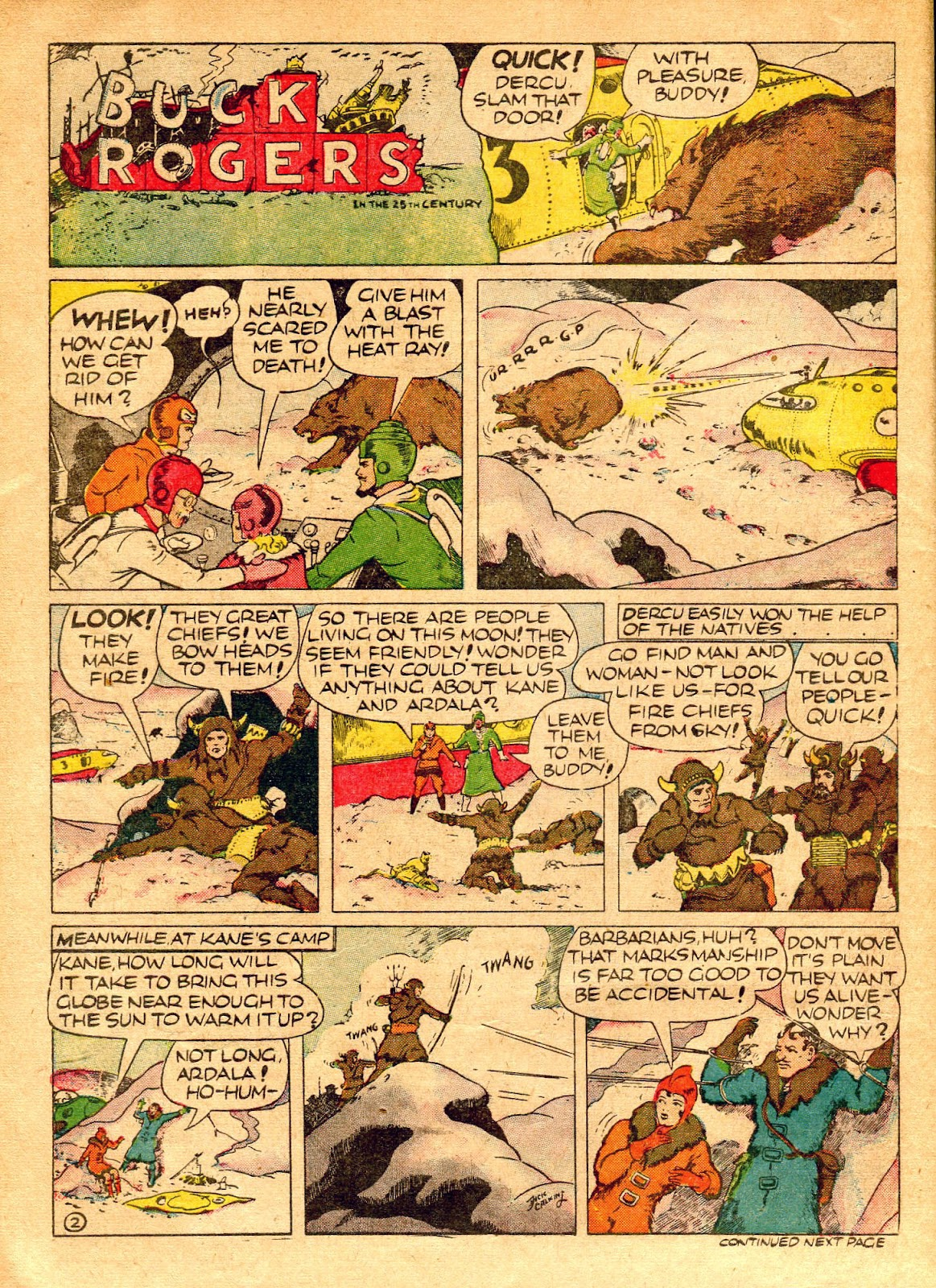 Read online Famous Funnies comic -  Issue #62 - 19