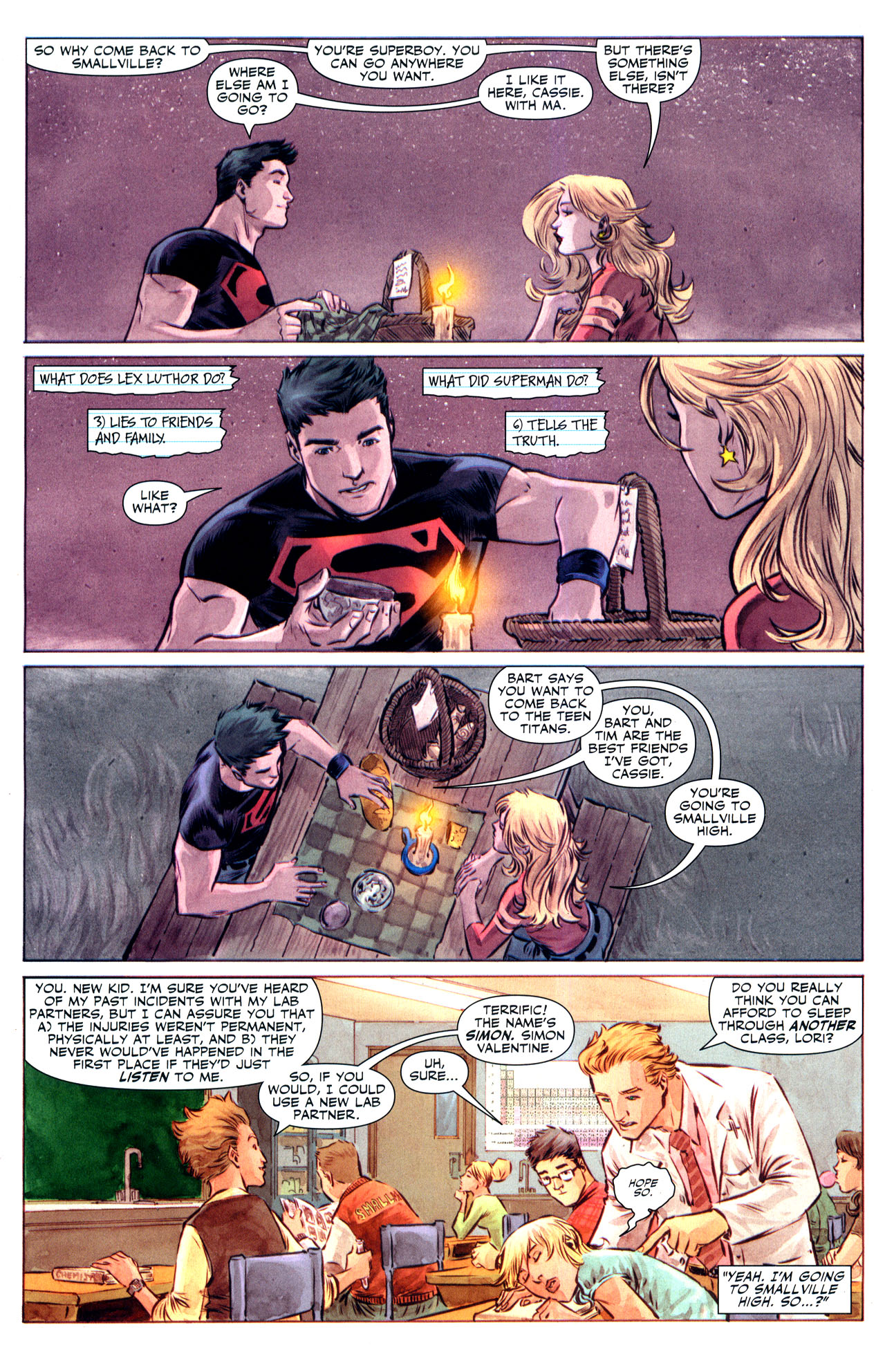 Read online Adventure Comics (2009) comic -  Issue #2 - 13