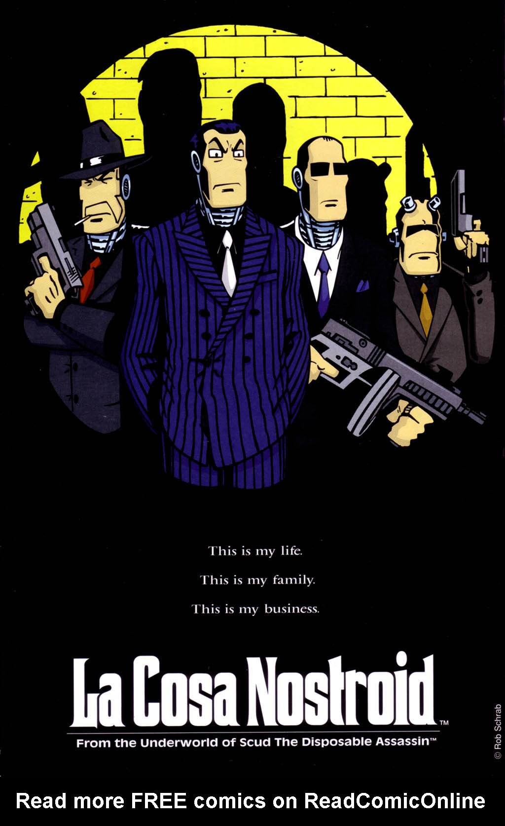 Read online Scud: The Disposable Assassin (1994) comic -  Issue #16 - 34