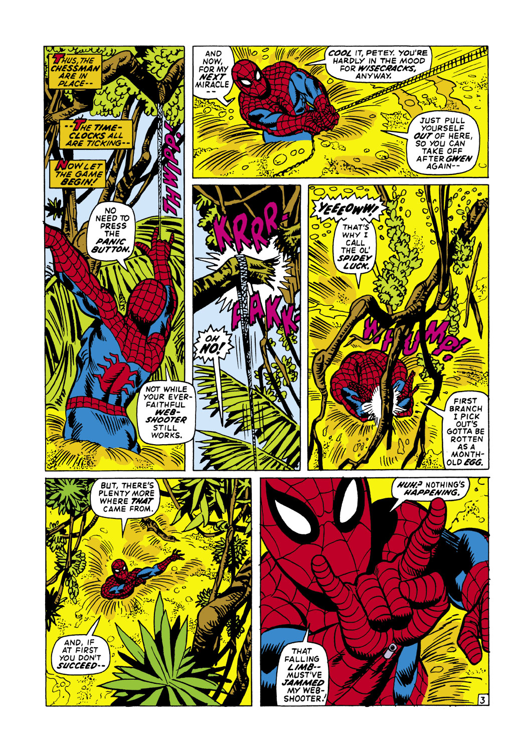 The Amazing Spider-Man (1963) 104 Page 3