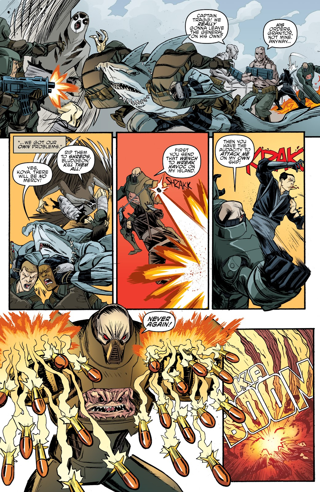 Read online Teenage Mutant Ninja Turtles: The IDW Collection comic -  Issue # TPB 4 (Part 3) - 114