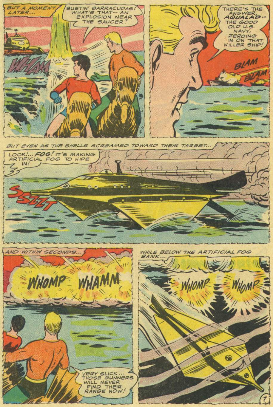 Read online Aquaman (1962) comic -  Issue #29 - 10