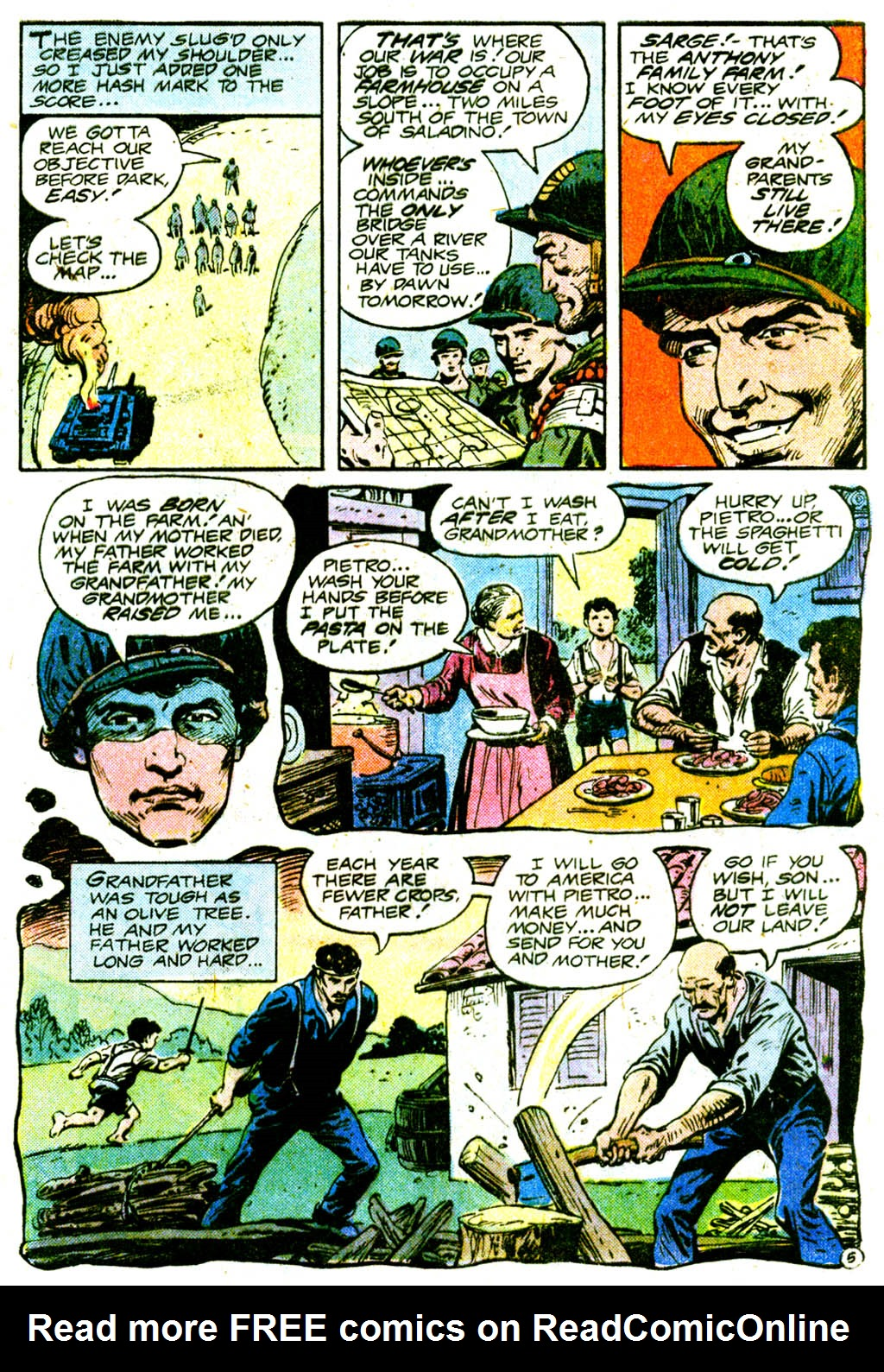 Sgt. Rock issue 364 - Page 8