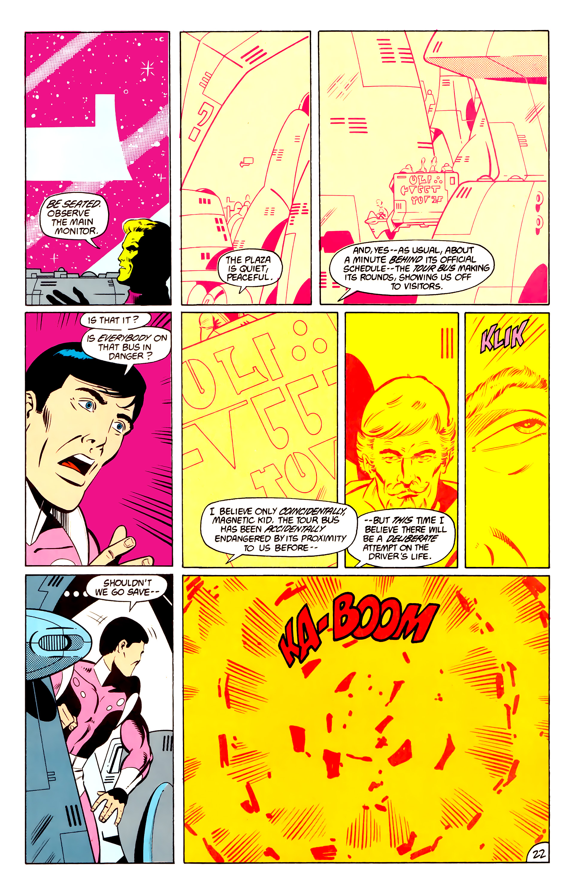 Legion of Super-Heroes (1984) _Annual_1 Page 23