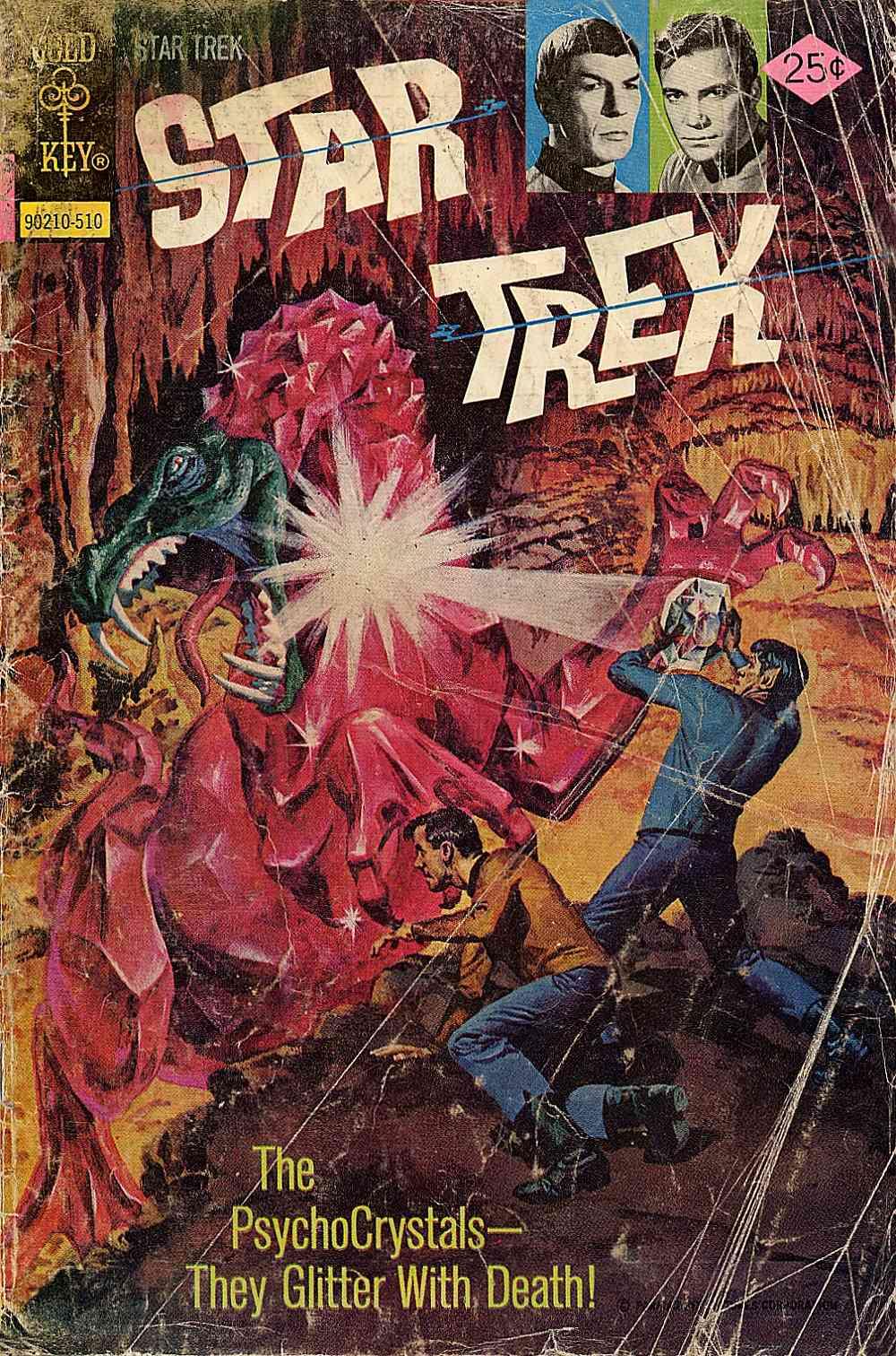 Star Trek (1967) issue 34 - Page 1