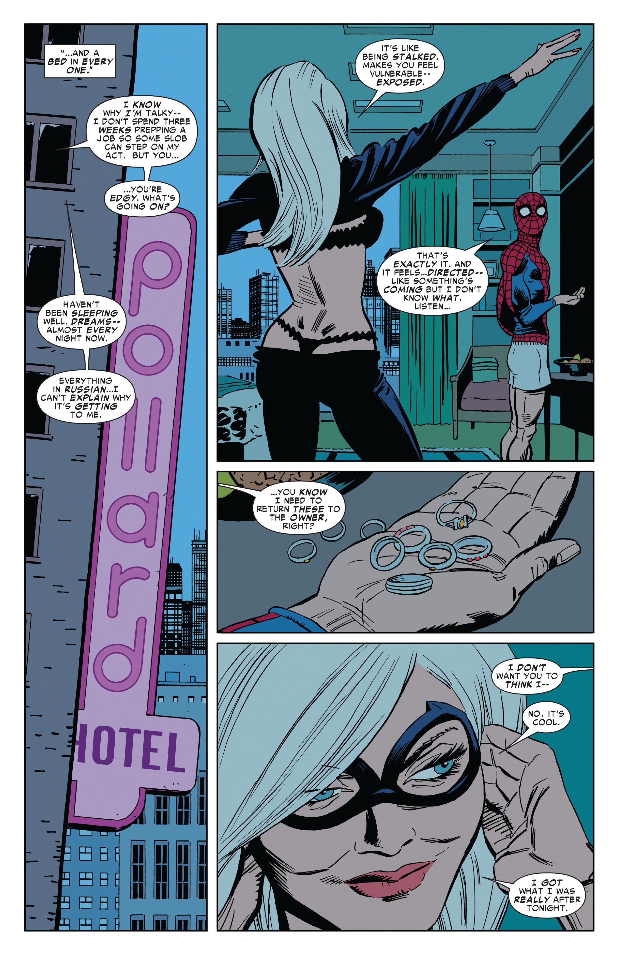 Read online Amazing Spider-Man Presents: Black Cat comic -  Issue #1 - 6