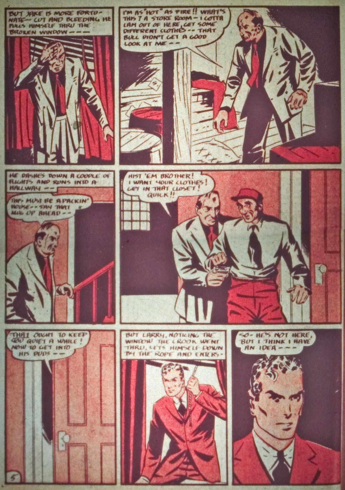 Detective Comics (1937) 29 Page 19