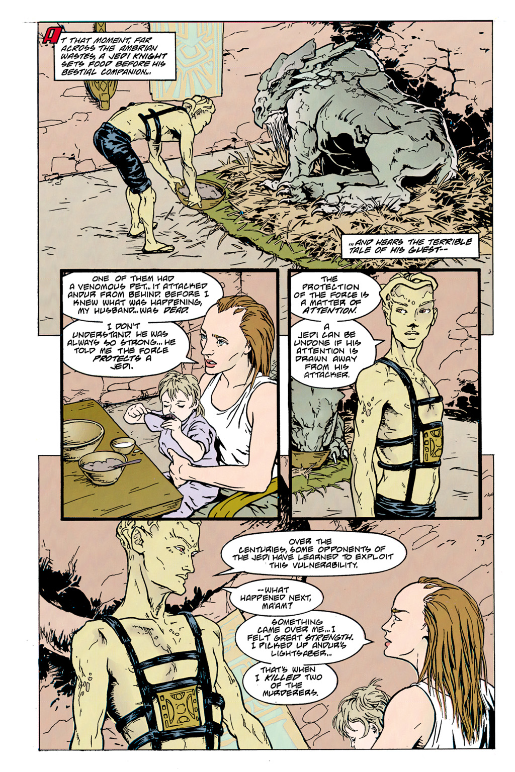Read online Star Wars Omnibus comic -  Issue # Vol. 4 - 328