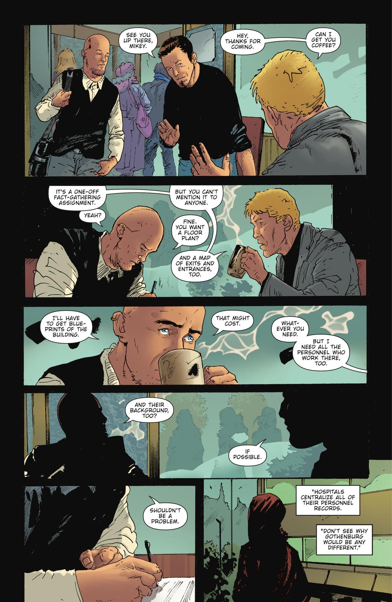 Read online The Girl Who Kicked The Hornet's Nest comic -  Issue # TPB - 124