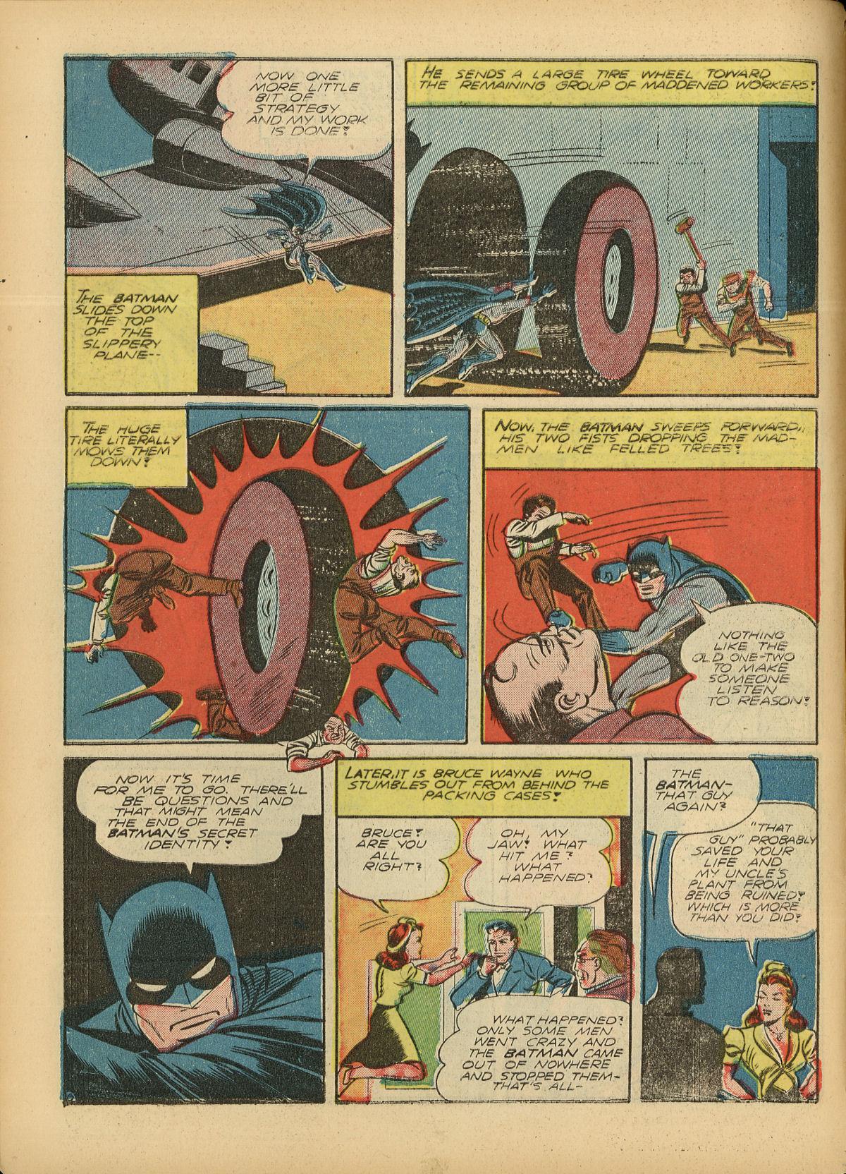 Read online Detective Comics (1937) comic -  Issue #55 - 8