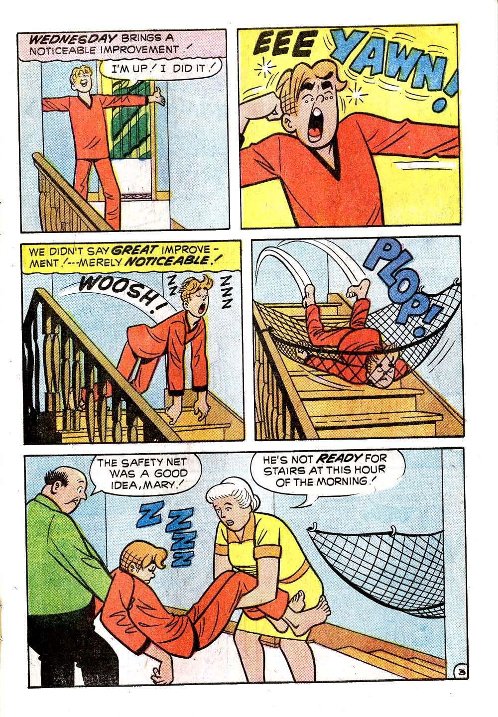 Read online Archie (1960) comic -  Issue #233 - 5