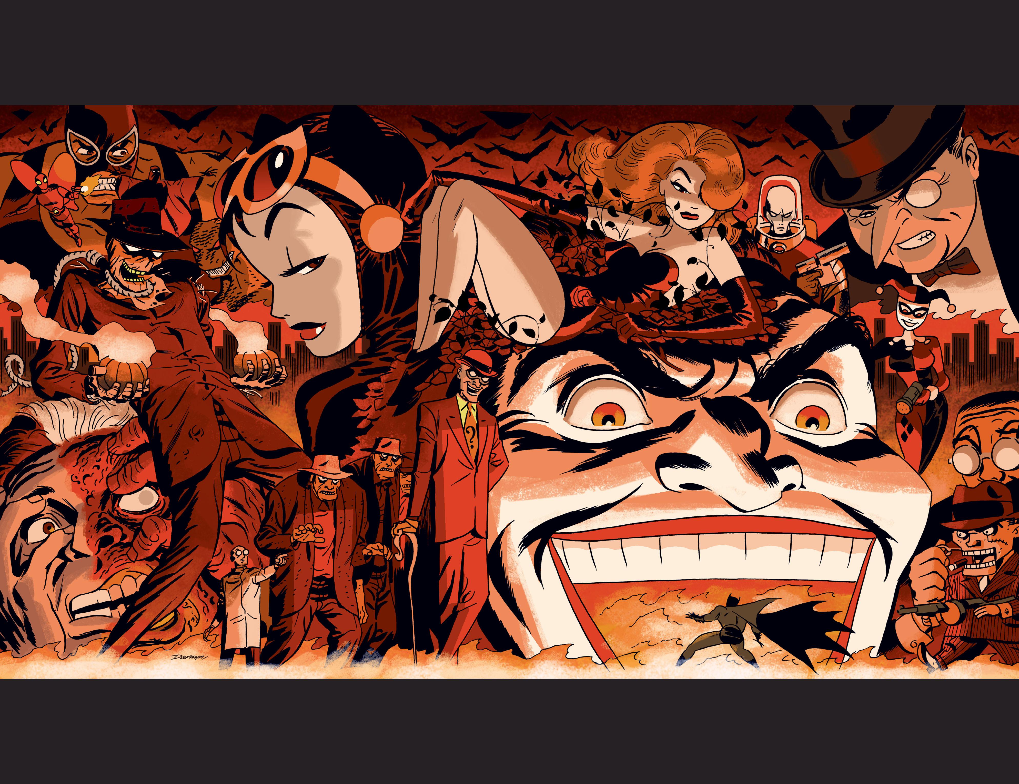 Read online Batman (2011) comic -  Issue # _TPB 7 - 160