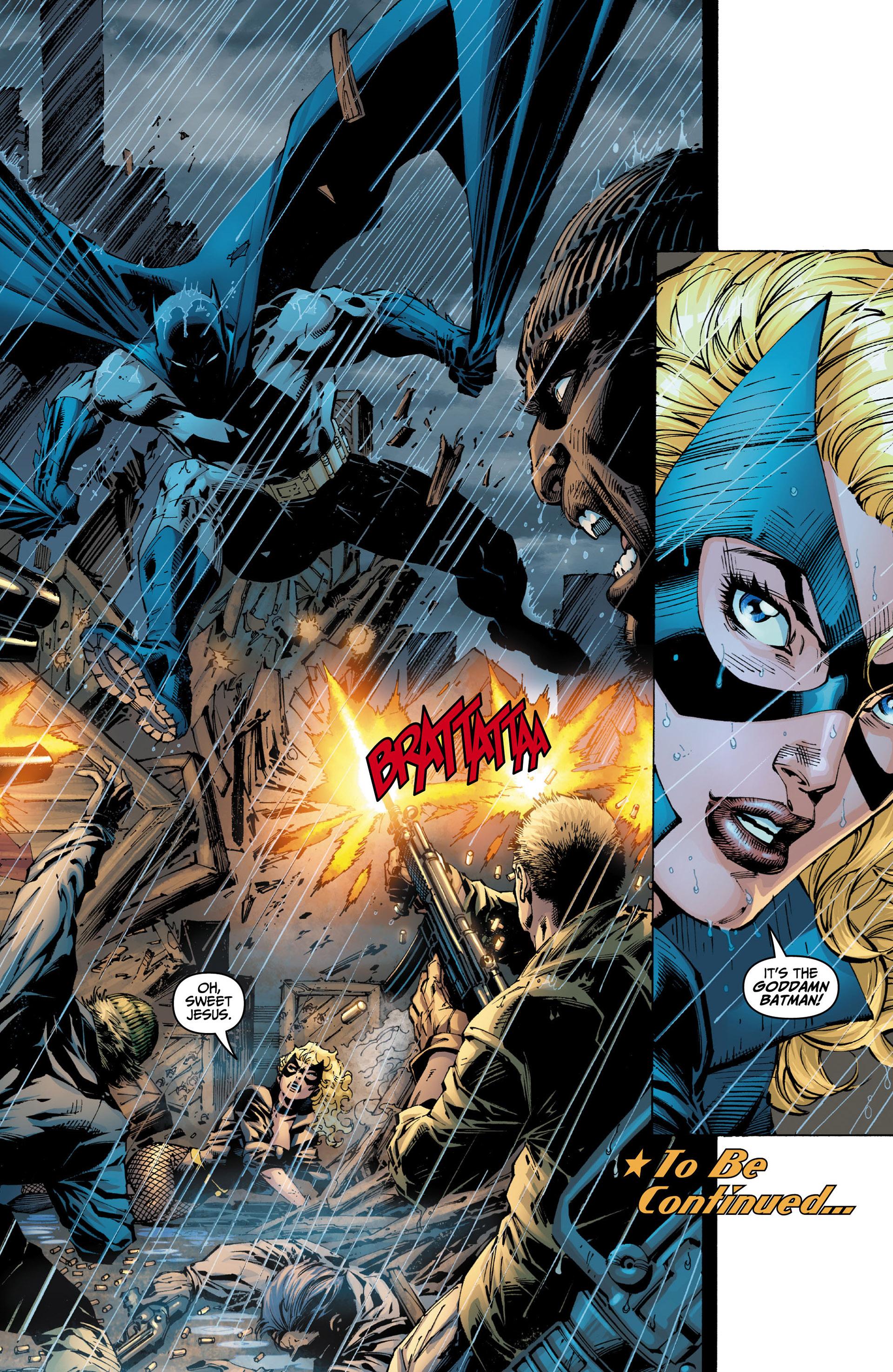 Read online All Star Batman & Robin, The Boy Wonder comic -  Issue #6 - 21