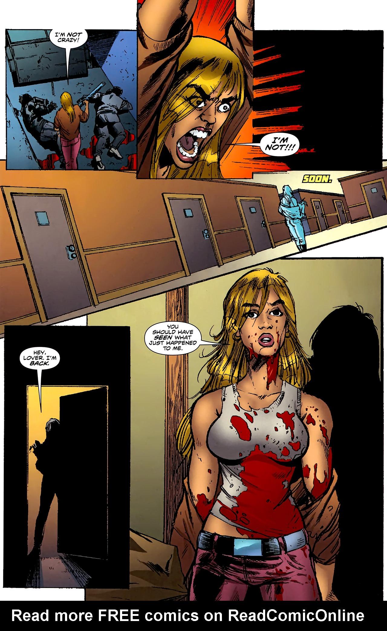Read online ShadowHawk (2010) comic -  Issue #2 - 6