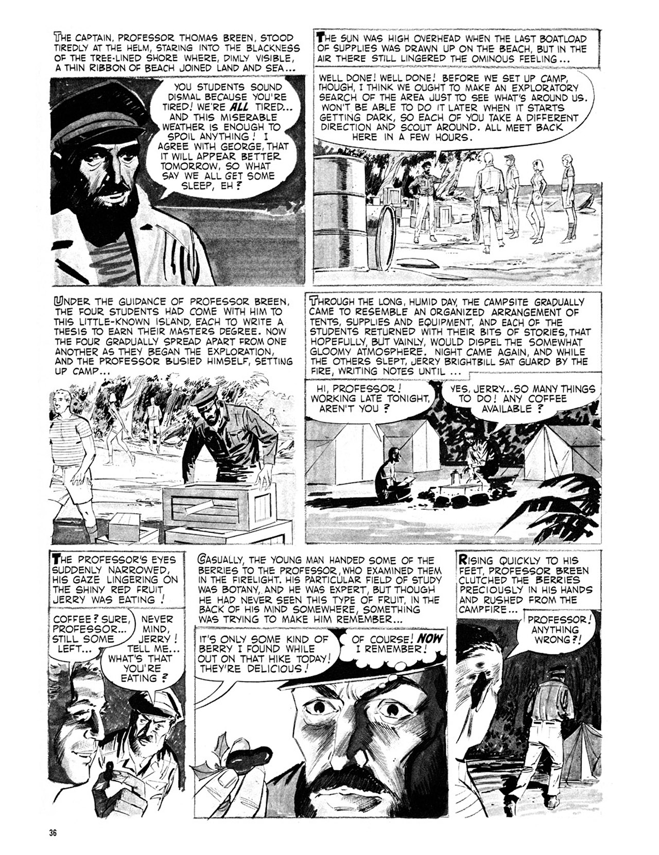 Read online Eerie Archives comic -  Issue # TPB 3 - 37
