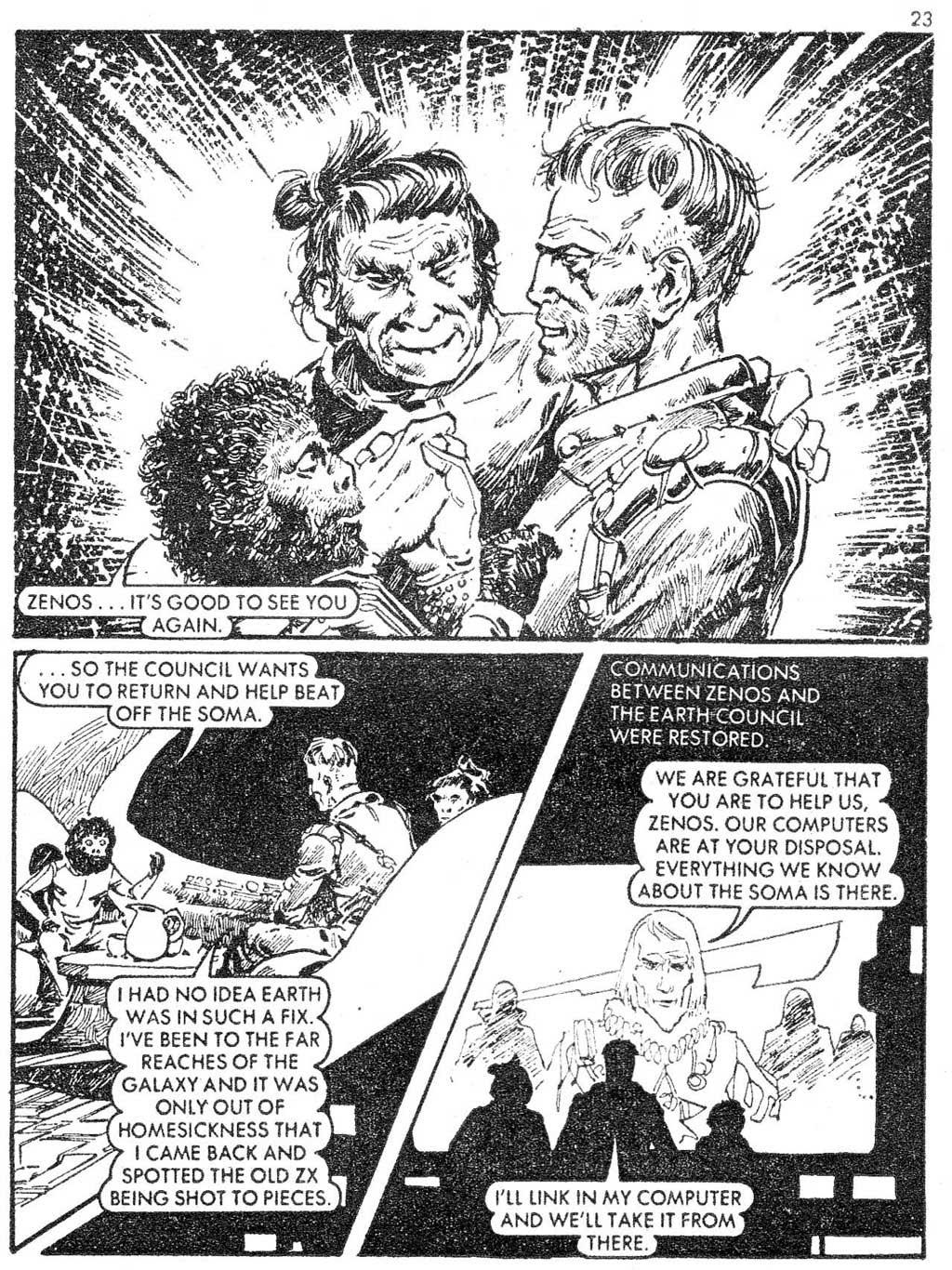 Starblazer issue 16 - Page 23