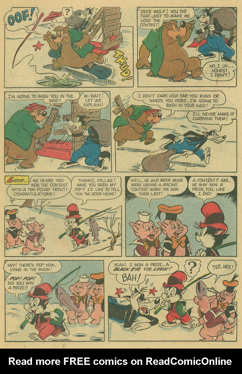 Walt Disney's Comics and Stories issue 198 - Page 18