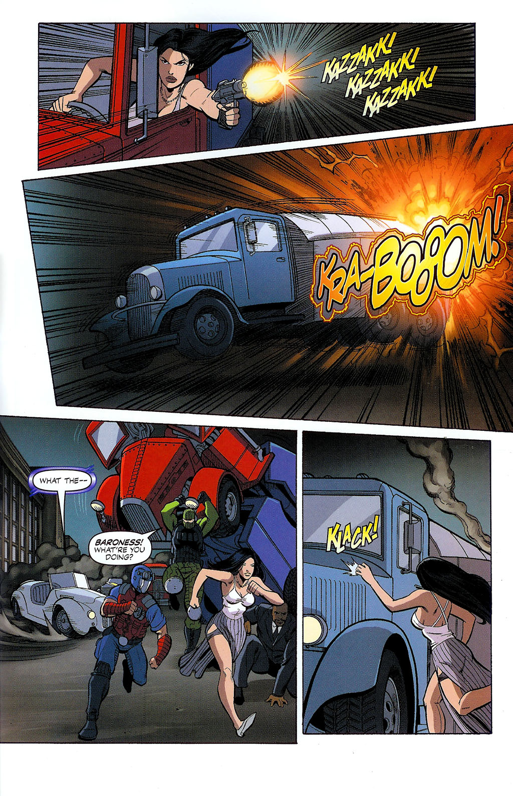 G.I. Joe vs. The Transformers II Issue #2 #3 - English 23