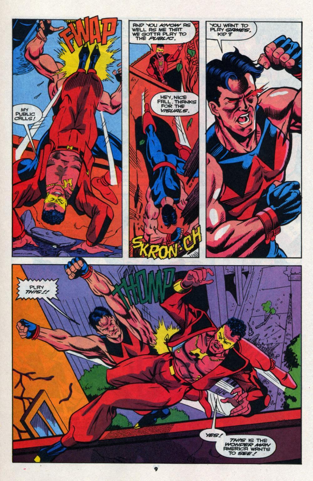 Read online Wonder Man (1991) comic -  Issue # _Annual 2 - 10