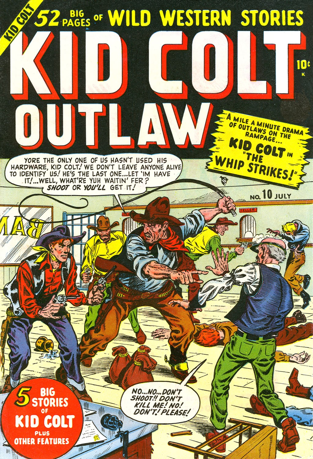 Kid Colt Outlaw issue 10 - Page 1