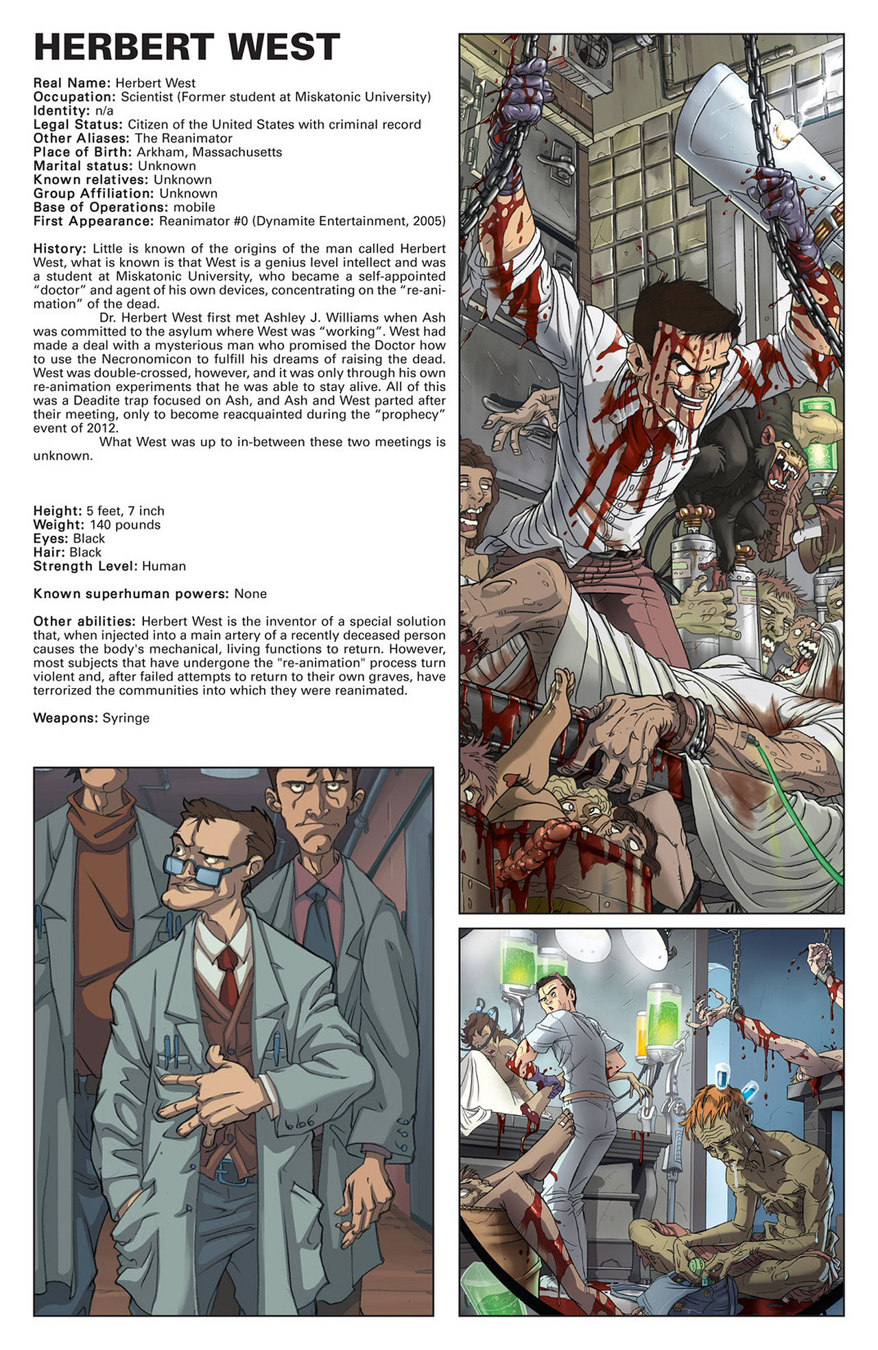Read online Prophecy comic -  Issue #4 - 24