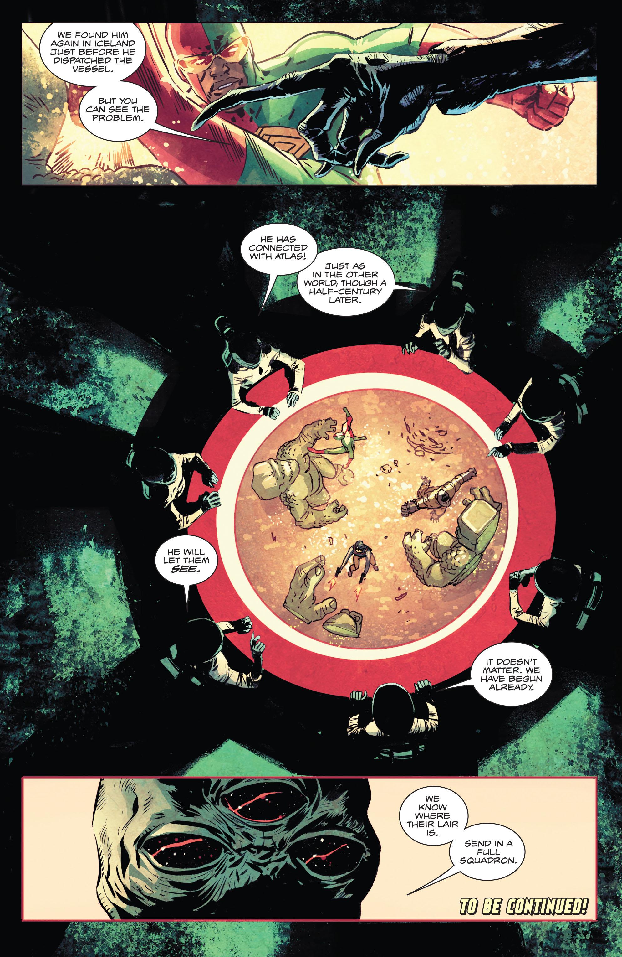 Read online Atlas comic -  Issue #2 - 19