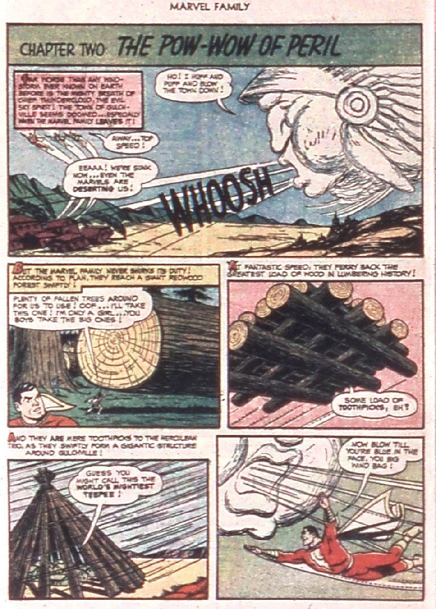 The Marvel Family issue 83 - Page 24