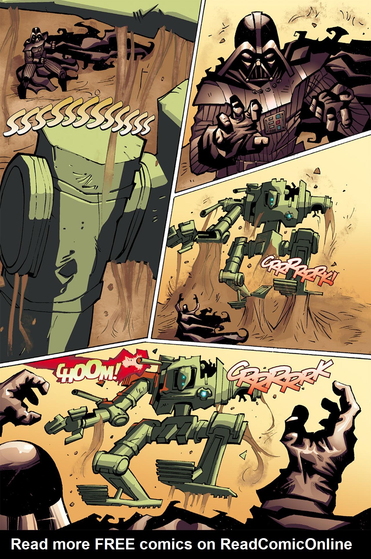 Read online Star Wars Omnibus comic -  Issue # Vol. 33 - 287