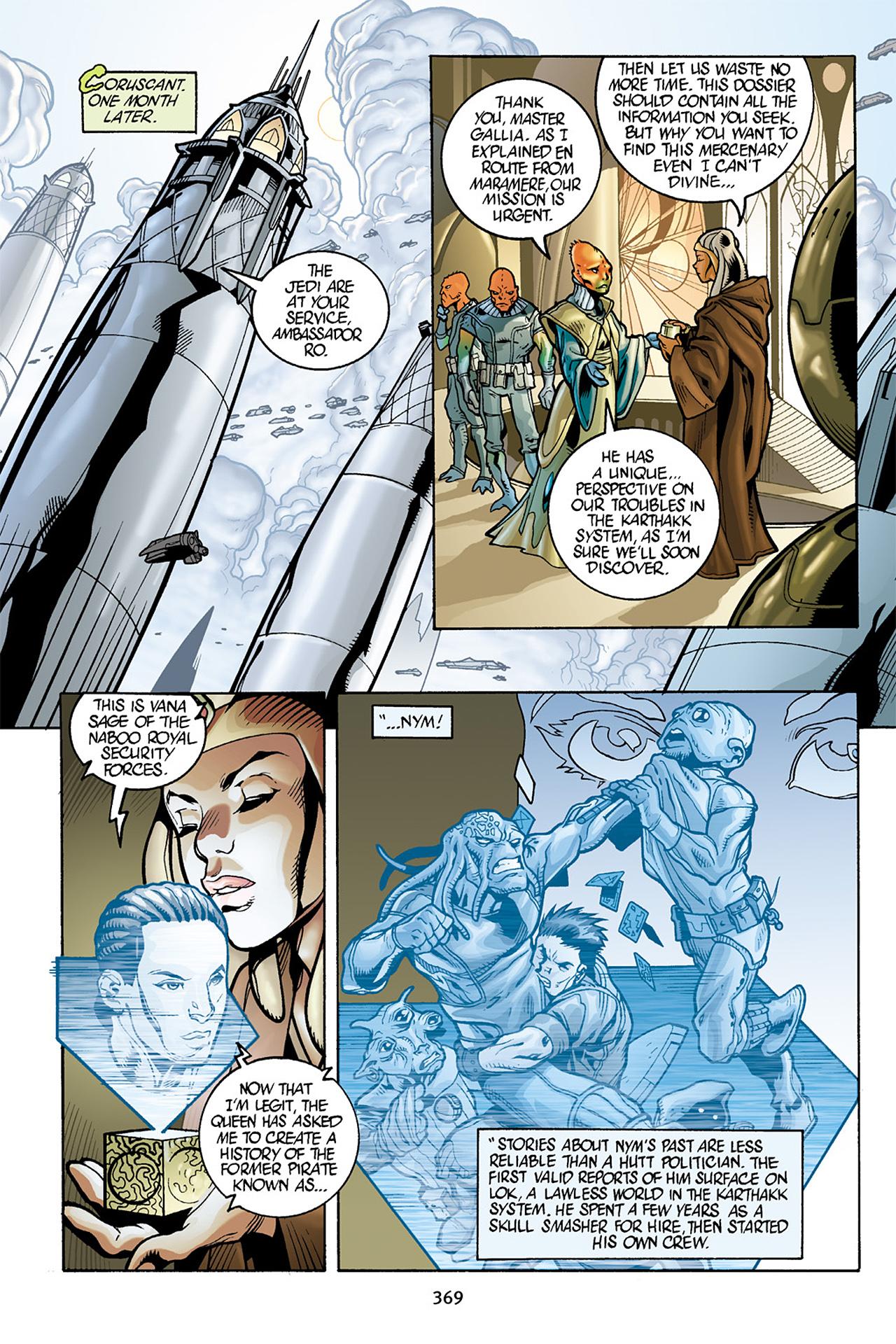 Read online Star Wars Omnibus comic -  Issue # Vol. 10 - 362