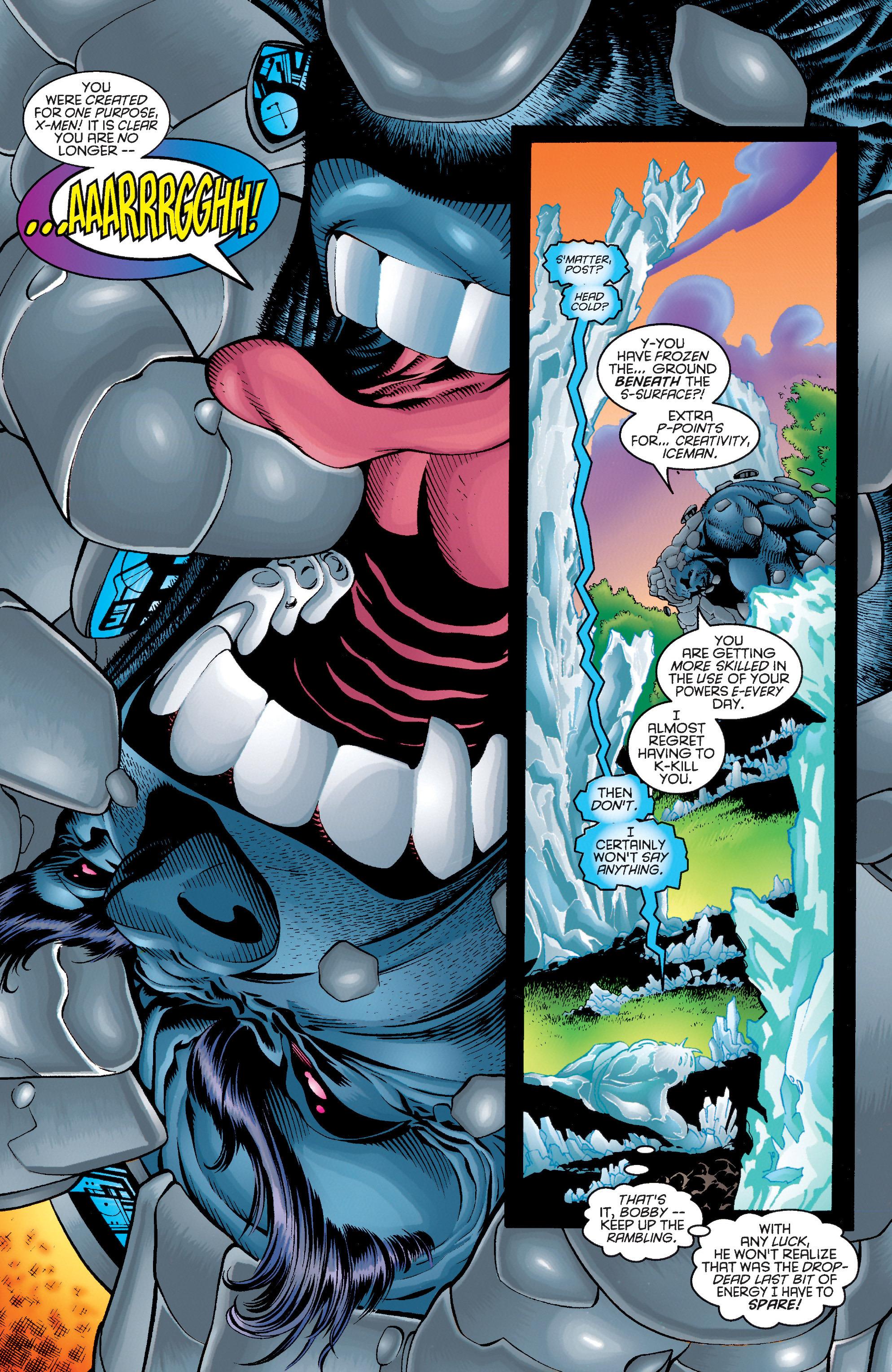 X-Men (1991) 50 Page 29