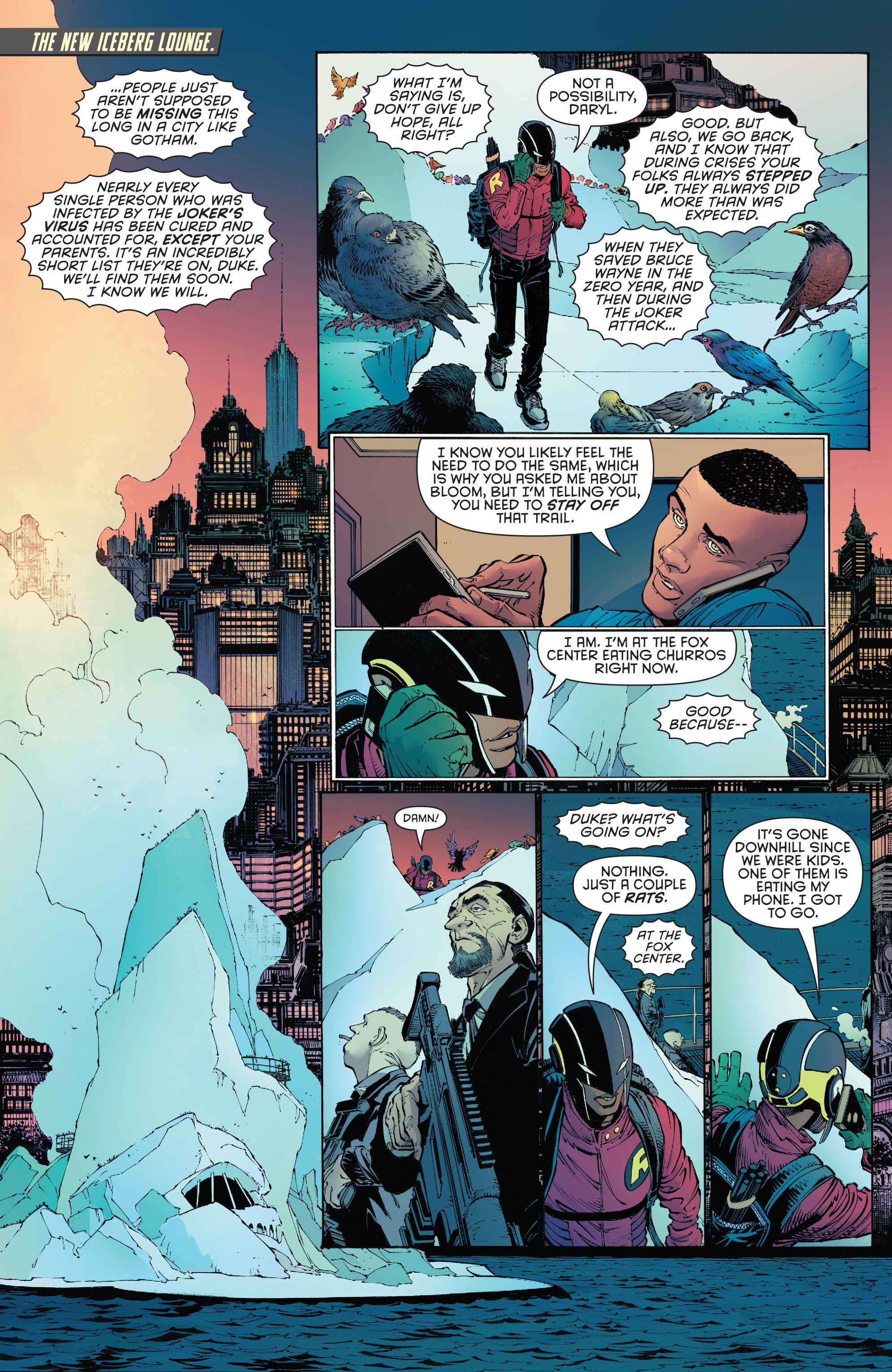 Read online Batman (2011) comic -  Issue # _TPB 9 - 15