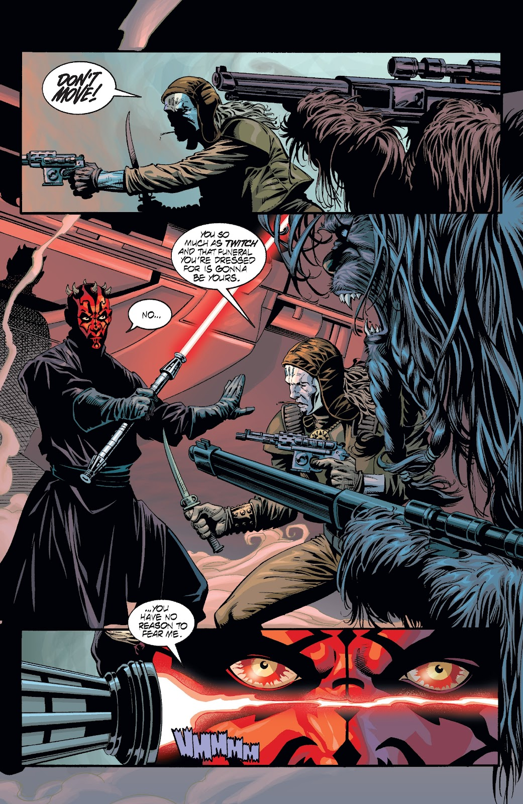 Read online Star Wars Legends: Rise of the Sith - Epic Collection comic -  Issue # TPB 2 (Part 2) - 69