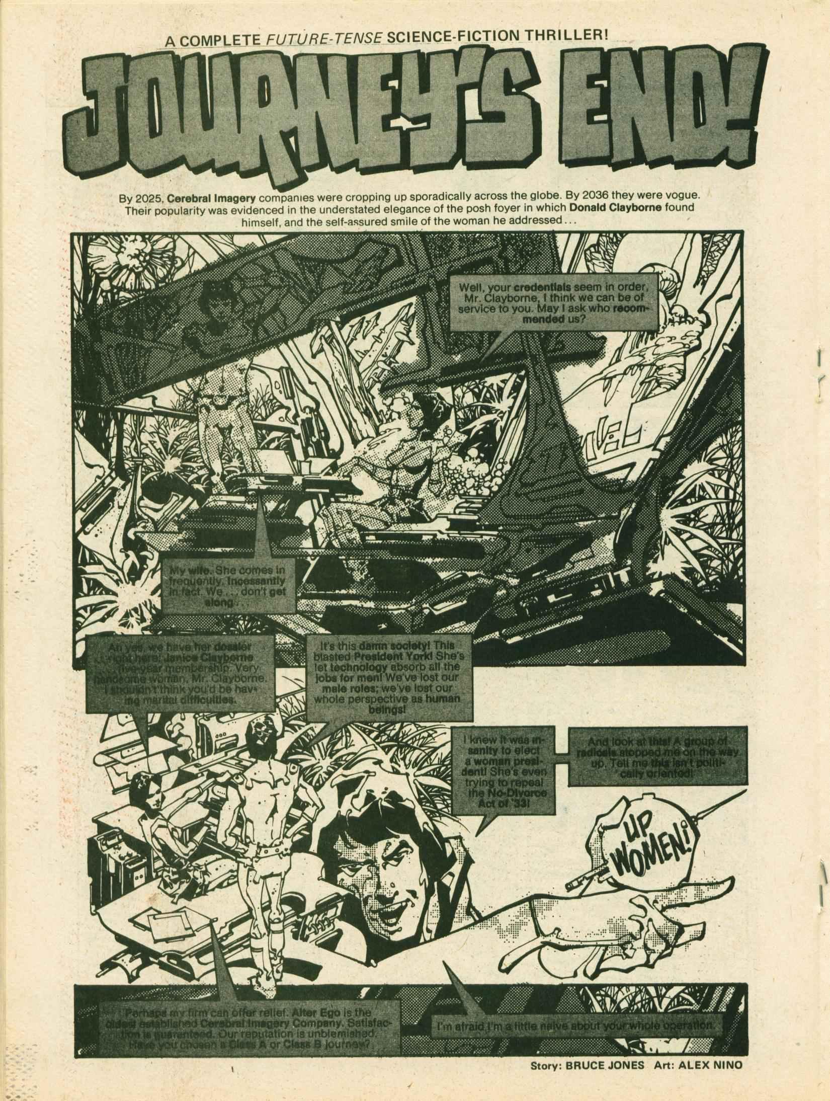Read online Future Tense comic -  Issue #10 - 16