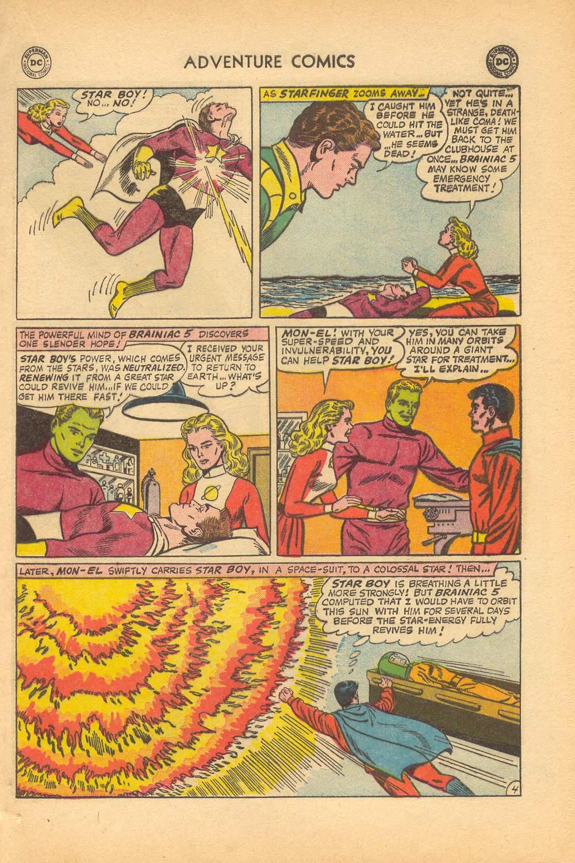 Read online Adventure Comics (1938) comic -  Issue #335 - 17