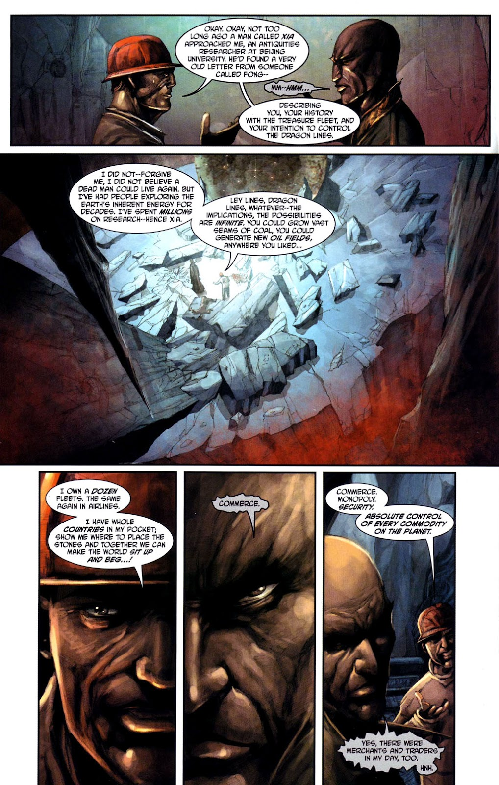 7 Brothers issue 2 - Page 22