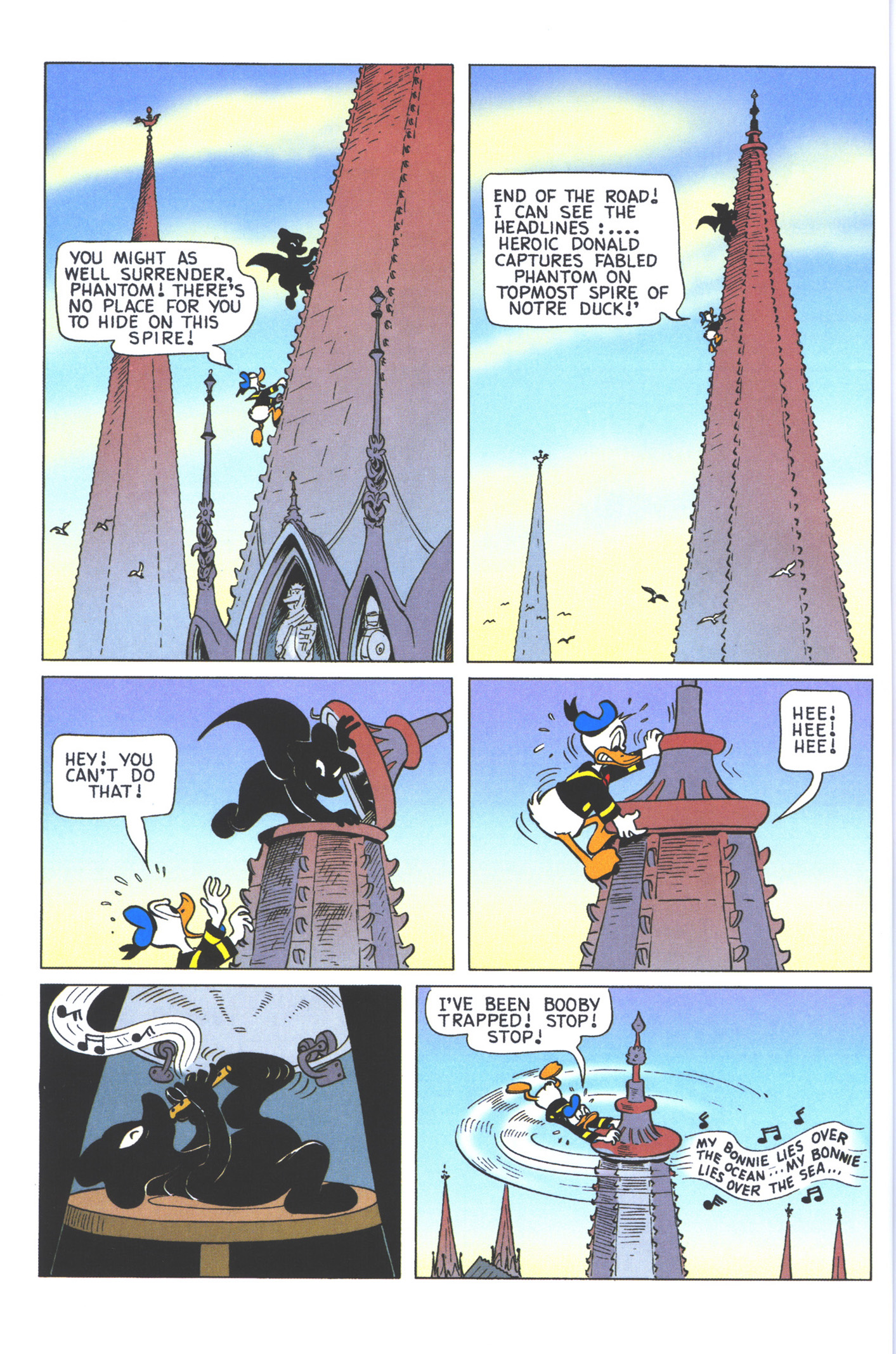 Read online Uncle Scrooge (1953) comic -  Issue #379 - 14