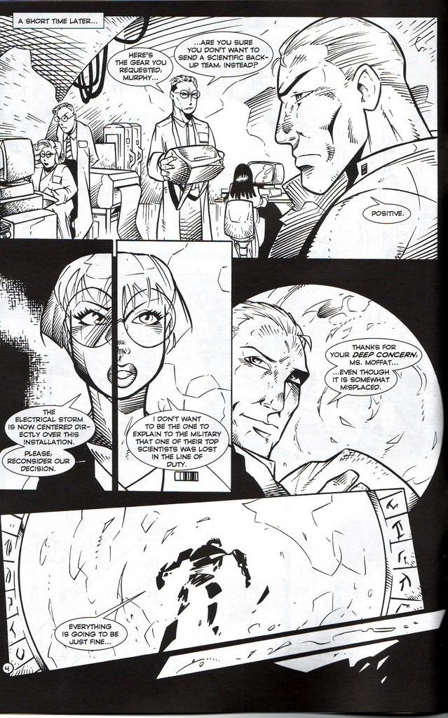 Read online Stargate: One Nation Under Ra comic -  Issue # Full - 6