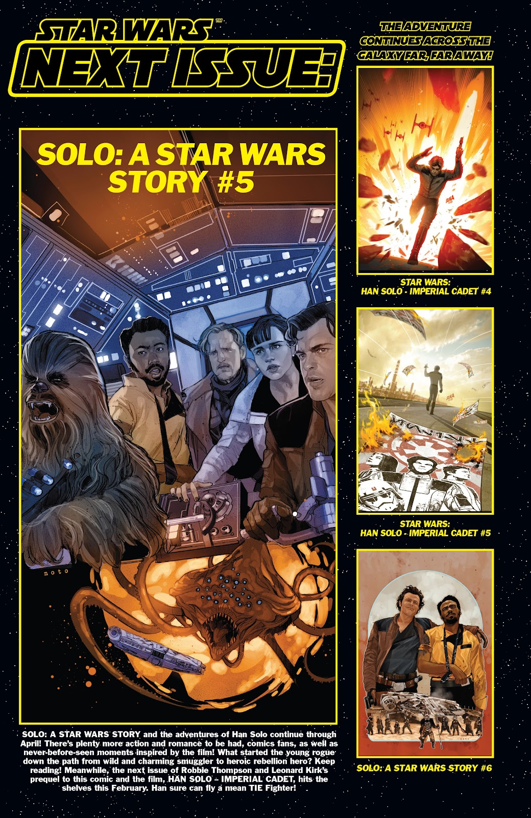 Read online Solo: A Star Wars Story Adaptation comic -  Issue #4 - 22