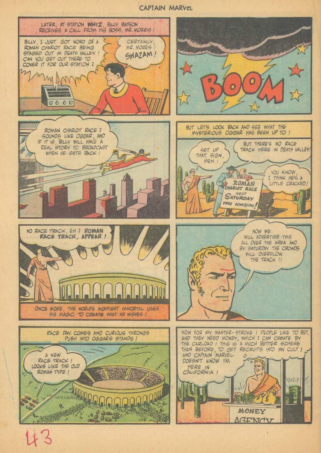 Captain Marvel Adventures issue 63 - Page 46