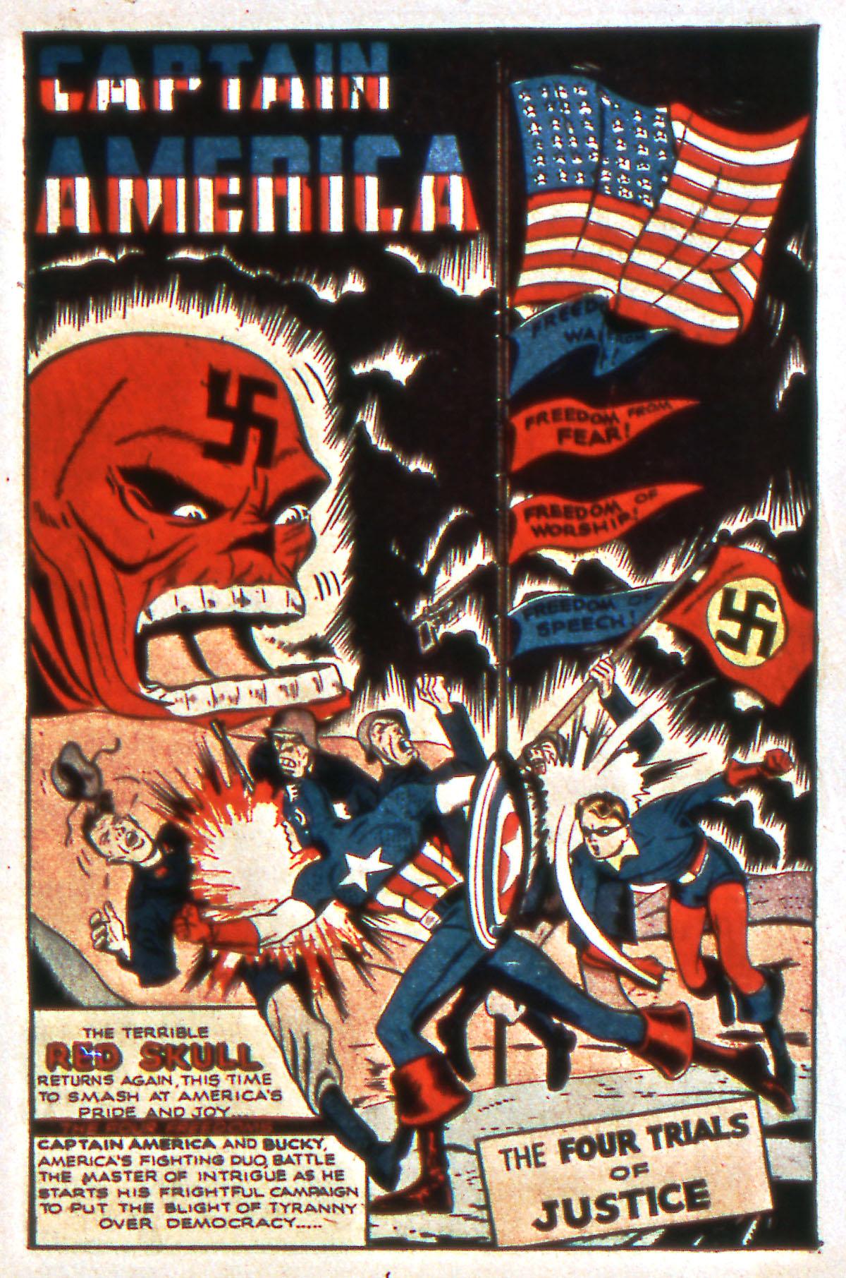 Read online All-Winners Comics comic -  Issue #12 - 15