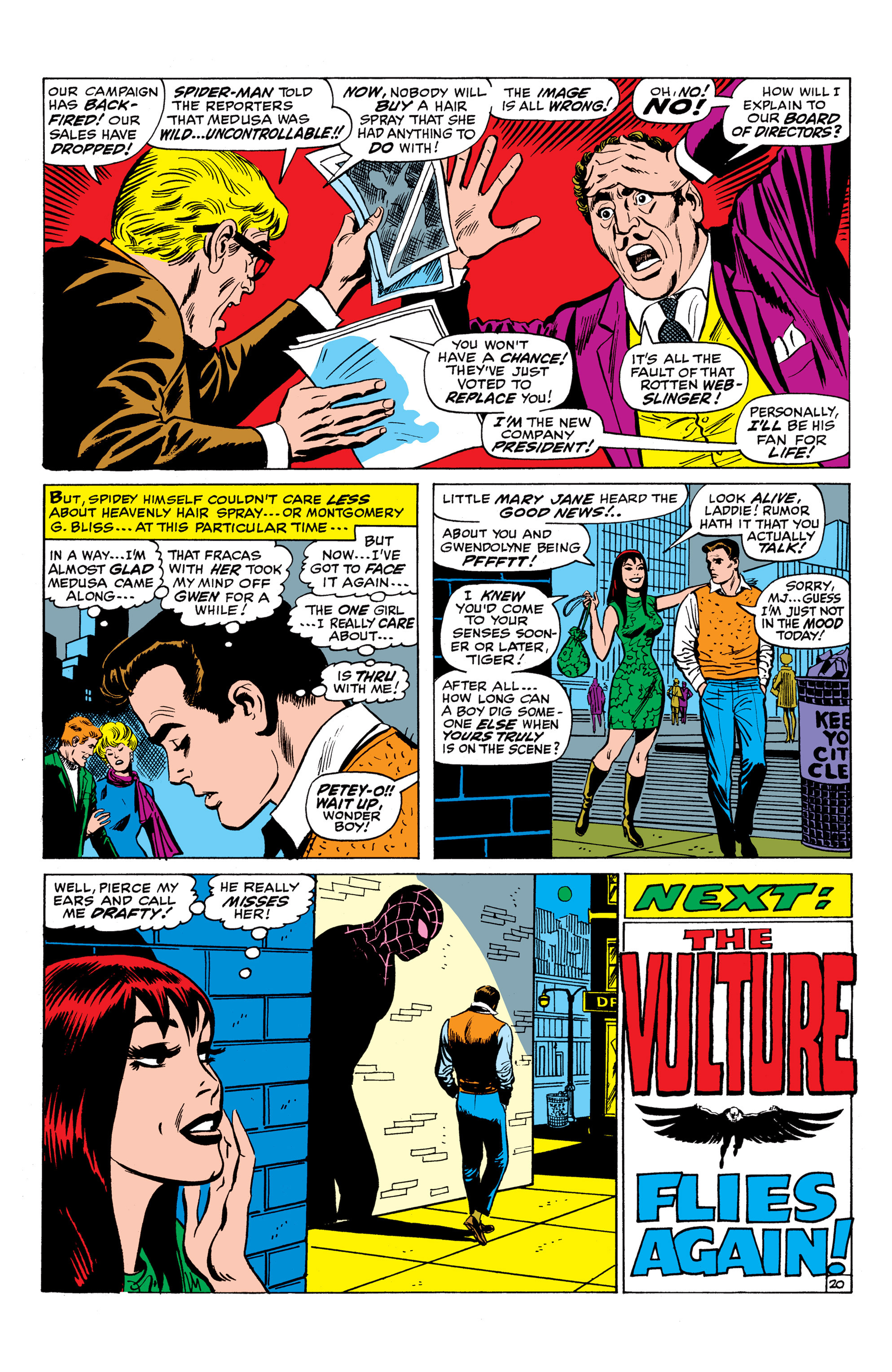The Amazing Spider-Man (1963) 62 Page 20