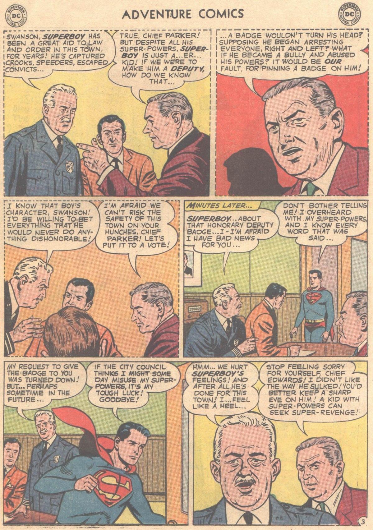 Read online Adventure Comics (1938) comic -  Issue #333 - 21