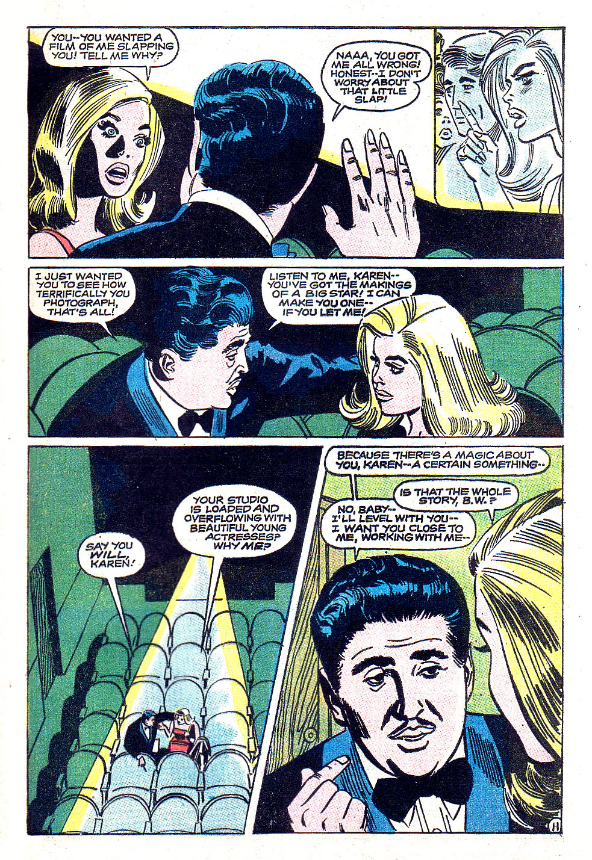 Read online Secret Hearts comic -  Issue #131 - 29